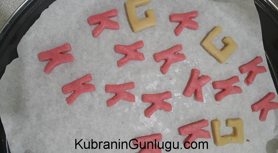 harfli kurabiye