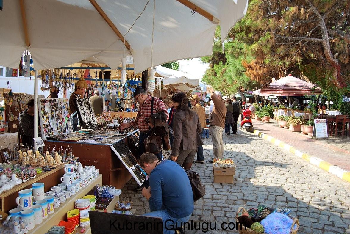 bozcaada halk pazarı